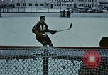 Image of Ice Hockey Alaska USA, 1954, second 9 stock footage video 65675035031