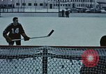Image of Ice Hockey Alaska USA, 1954, second 10 stock footage video 65675035031