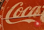 Image of Coca Cola thermometer Alaska USA, 1954, second 7 stock footage video 65675035033