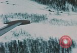 Image of pilot and copilot Alaska USA, 1954, second 12 stock footage video 65675035035
