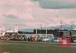 Image of baseball Anchorage Alaska USA, 1953, second 4 stock footage video 65675035036