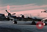 Image of C-118 aircraft Alaska USA, 1954, second 10 stock footage video 65675035037