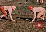 Image of American football players Alaska USA, 1954, second 10 stock footage video 65675035038