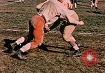 Image of American football players Alaska USA, 1954, second 12 stock footage video 65675035038