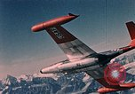 Image of F-89 aircraft Alaska USA, 1954, second 11 stock footage video 65675035039