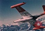 Image of F-89 aircraft Alaska USA, 1954, second 12 stock footage video 65675035039
