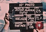 Image of lake Portage Alaska USA, 1954, second 2 stock footage video 65675035042