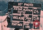 Image of lake Portage Alaska USA, 1954, second 11 stock footage video 65675035042