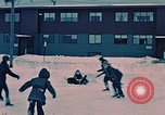 Image of Alaskan children Anchorage Alaska USA, 1954, second 11 stock footage video 65675035050