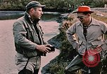 Image of game warden Kodiak Alaska USA, 1953, second 8 stock footage video 65675035058