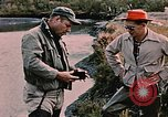 Image of game warden Kodiak Alaska USA, 1953, second 9 stock footage video 65675035058