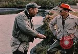 Image of game warden Kodiak Alaska USA, 1953, second 10 stock footage video 65675035058