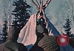 Image of military men Alaska USA, 1954, second 5 stock footage video 65675035063
