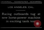 Image of horse power motorbike Los Angeles California USA, 1930, second 5 stock footage video 65675035090