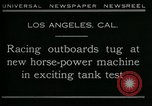 Image of horse power motorbike Los Angeles California USA, 1930, second 8 stock footage video 65675035090