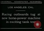 Image of horse power motorbike Los Angeles California USA, 1930, second 9 stock footage video 65675035090