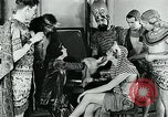 Image of college boys dressed as girls New York City USA, 1930, second 12 stock footage video 65675035092