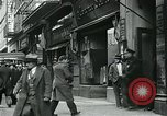 Image of communists New York City USA, 1930, second 12 stock footage video 65675035094