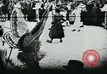 Image of masques Telfs Austria, 1930, second 10 stock footage video 65675035095