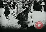 Image of masques Telfs Austria, 1930, second 12 stock footage video 65675035095