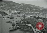 Image of Sea Battle of Flowers Villefranche France, 1930, second 11 stock footage video 65675035097