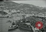 Image of Sea Battle of Flowers Villefranche France, 1930, second 12 stock footage video 65675035097