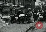 Image of British women washing laundry London England United Kingdom, 1930, second 10 stock footage video 65675035100
