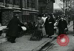Image of British women washing laundry London England United Kingdom, 1930, second 12 stock footage video 65675035100