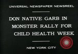 Image of school children New York City USA, 1930, second 7 stock footage video 65675035108
