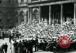 Image of school children New York City USA, 1930, second 10 stock footage video 65675035108