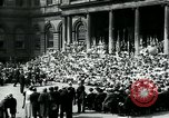Image of school children New York City USA, 1930, second 11 stock footage video 65675035108