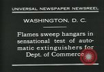 Image of planes Washington DC USA, 1930, second 7 stock footage video 65675035111