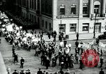 Image of American people New York City, 1930, second 9 stock footage video 65675035113