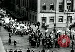 Image of Pro socialist May Day 1930 parade in New York New York City USA, 1930, second 10 stock footage video 65675035113