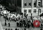 Image of Pro socialist May Day 1930 parade in New York New York City USA, 1930, second 12 stock footage video 65675035113