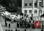 Image of American people New York City, 1930, second 15 stock footage video 65675035113