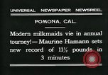 Image of American women Pomona California USA, 1931, second 3 stock footage video 65675035119