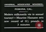 Image of American women Pomona California USA, 1931, second 5 stock footage video 65675035119