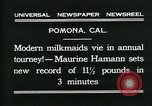 Image of American women Pomona California USA, 1931, second 6 stock footage video 65675035119
