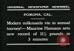 Image of American women Pomona California USA, 1931, second 8 stock footage video 65675035119