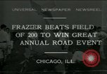 Image of athletes Chicago Illinois USA, 1931, second 1 stock footage video 65675035126