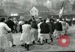 Image of miner's strike Saint Clairsville Ohio USA, 1931, second 10 stock footage video 65675035131