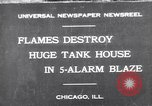 Image of firemen Chicago Illinois USA, 1931, second 1 stock footage video 65675035133