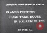 Image of firemen Chicago Illinois USA, 1931, second 2 stock footage video 65675035133