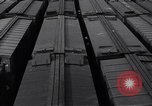Image of Railroad marshaling yard filled with empty box cars United States USA, 1916, second 6 stock footage video 65675035165