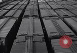 Image of Railroad marshaling yard filled with empty box cars United States USA, 1916, second 9 stock footage video 65675035165