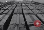 Image of Railroad marshaling yard filled with empty box cars United States USA, 1916, second 12 stock footage video 65675035165