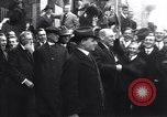 Image of President Woodrow Wilson Princeton New Jersey USA, 1916, second 5 stock footage video 65675035171