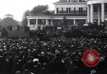 Image of William Jennings Bryan campaigning for President Wilson Long Branch New Jersey USA, 1916, second 10 stock footage video 65675035175