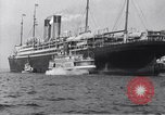 Image of SS Adriatic New York City USA, 1917, second 5 stock footage video 65675035176